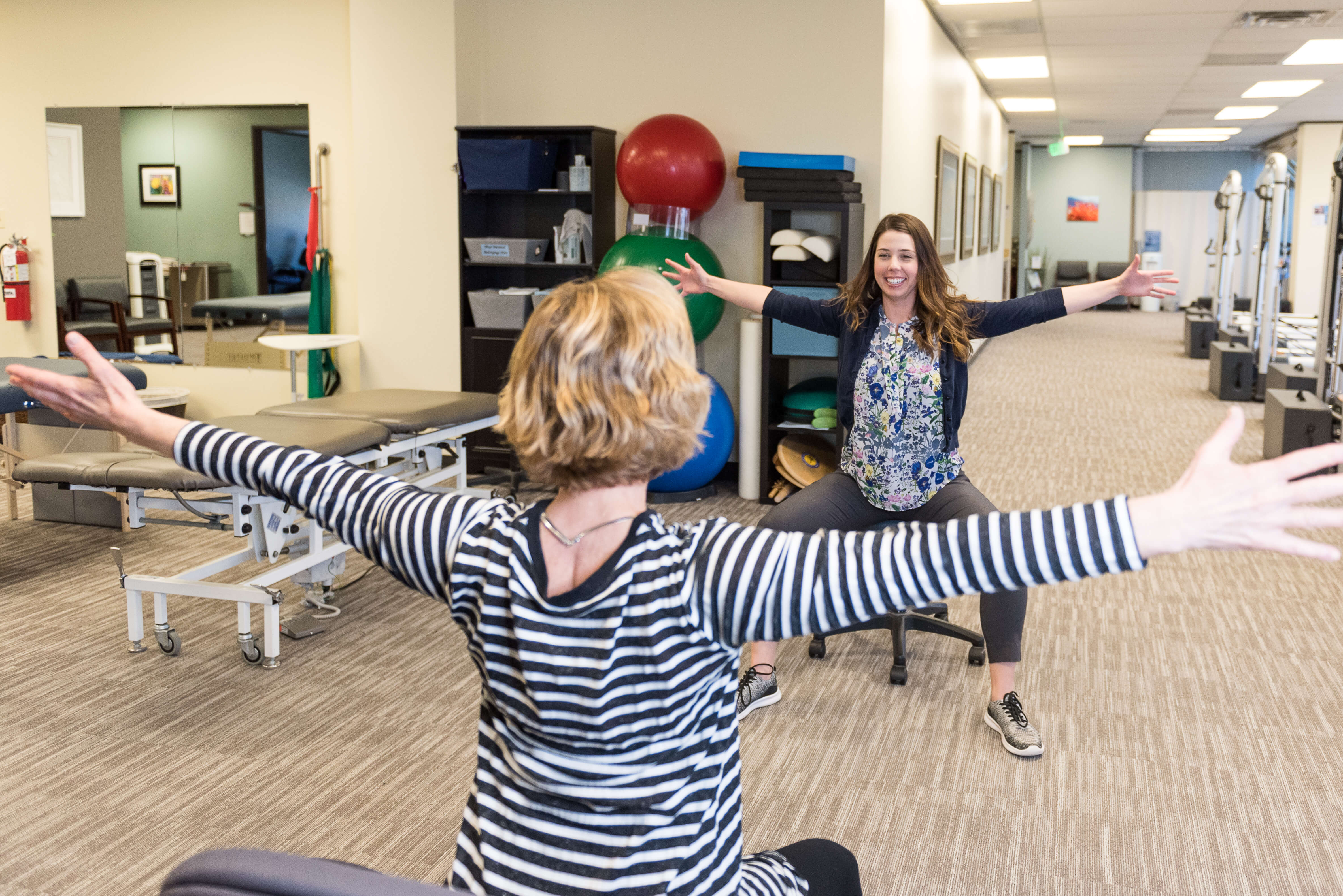 pre-natal exercises